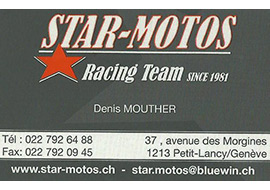 Logo de Star-Motos